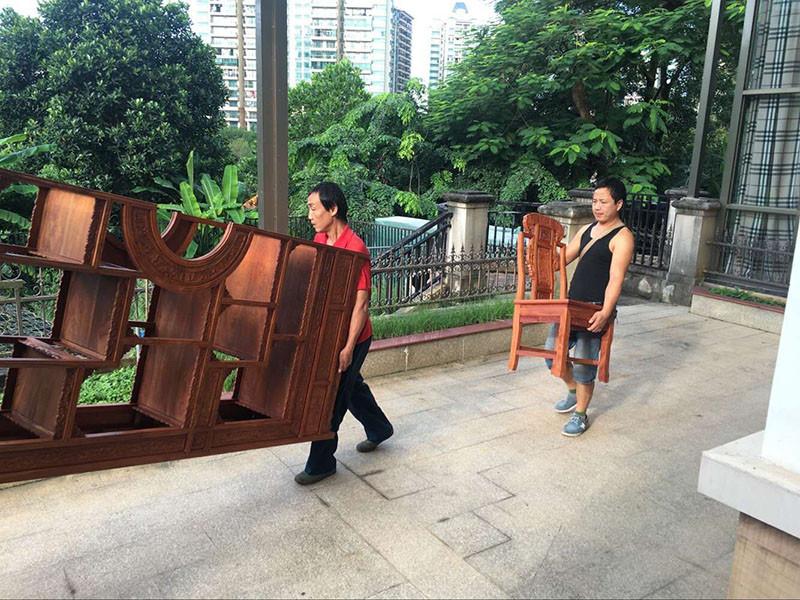 广州企业办公大楼搬家