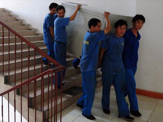 广州搬家大件走楼梯