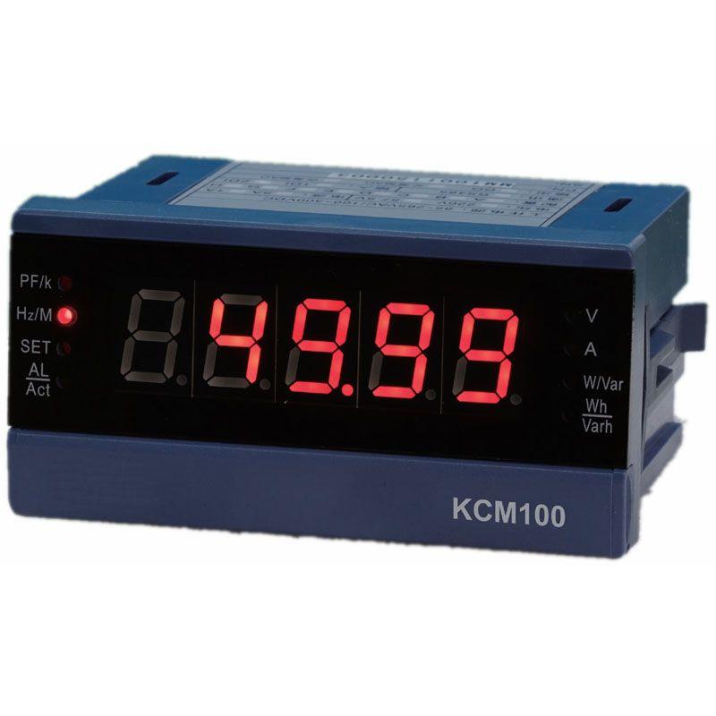 KCM 100系列单相多功能表