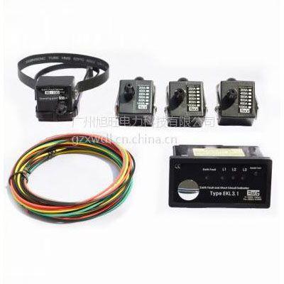 外置电池(可更换电池)EKL3.1/EKL4面板型故障指示器