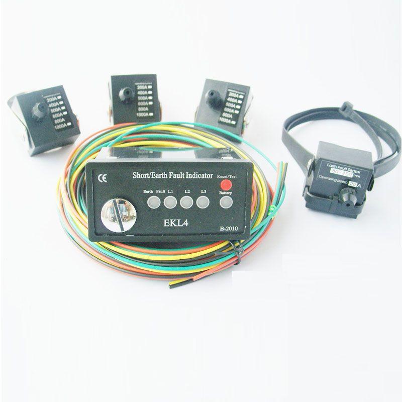 防水主机型故障指示器
