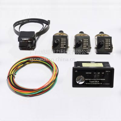EKL-3 EKL-4系列面板型电缆短路接地故障指示器
