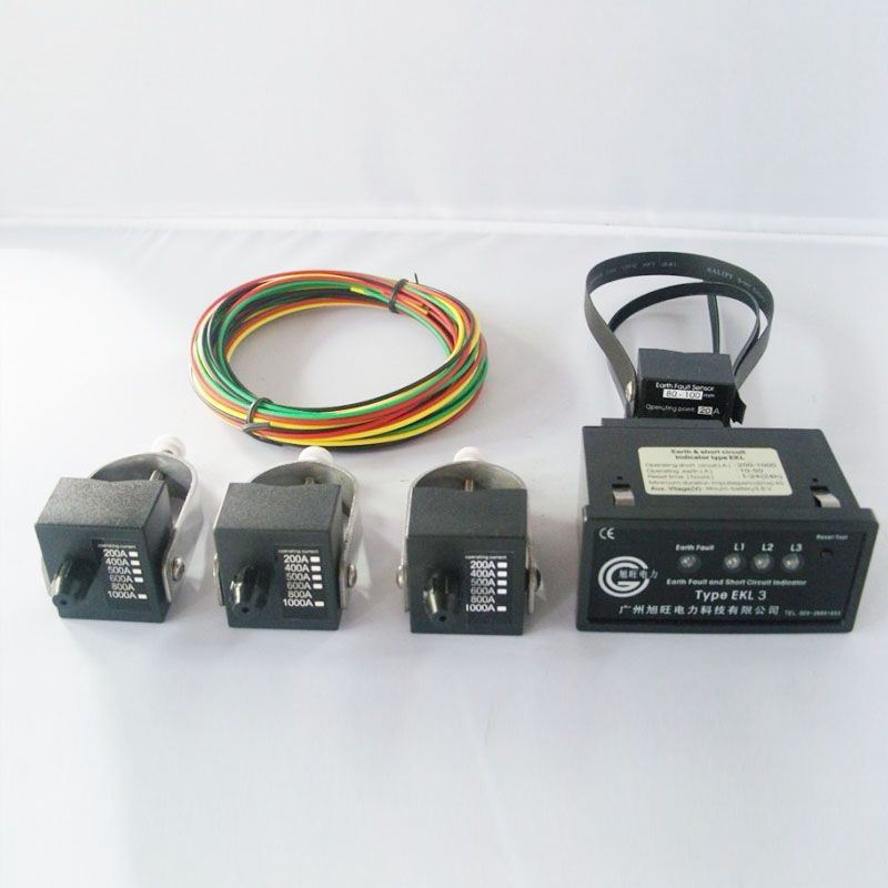 面板型EKL-3故障指示器