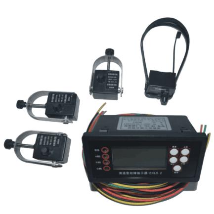 测温型故障指示器EKL5.2 液晶屏显示