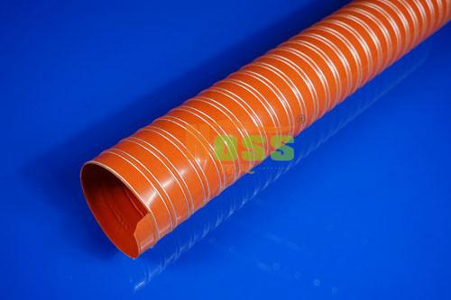 紅色耐高溫硅膠管260℃ WH00394