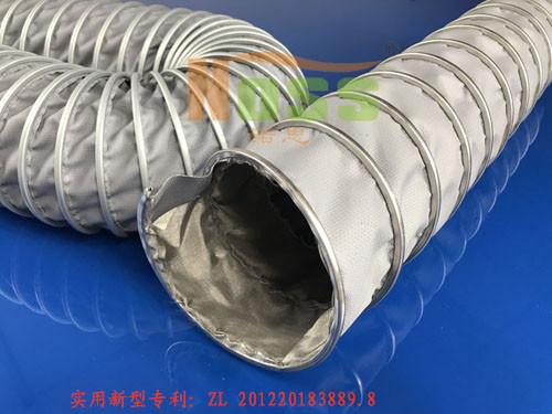 防火阻燃高温软管800℃ WH00400