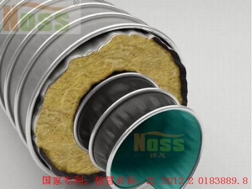 WH00455軟管(陶纖保溫層厚達25MM)(可伸縮)