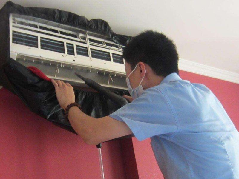 空调高端保养清洗