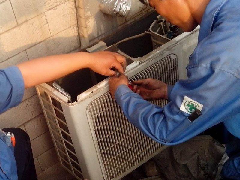 空调维修检测