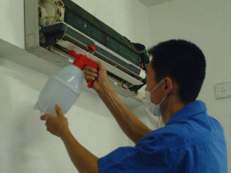 家庭空调清洗