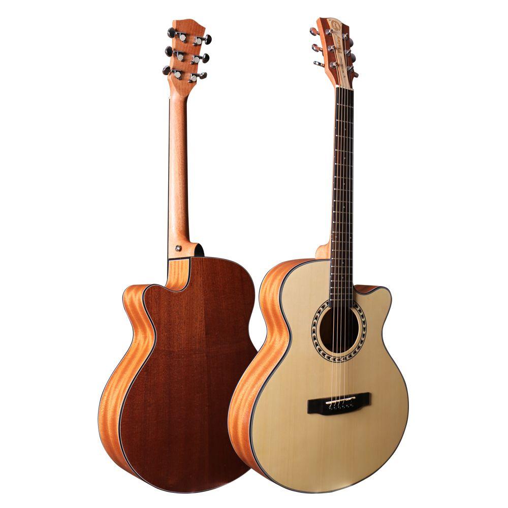 FM-150C 40 inch cutaway acoustic guitar