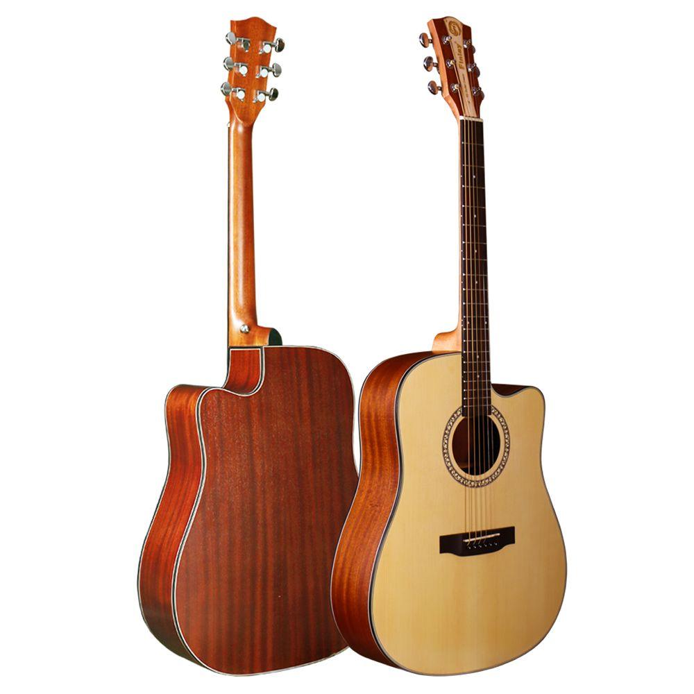 FD-115C inch cutaway acoustic guitar