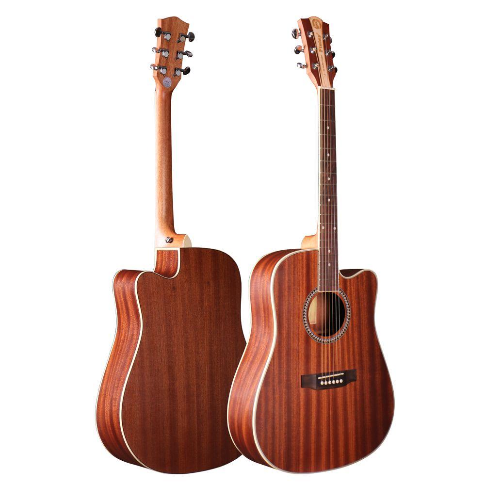 FD-110C  inch cutaway acoustic guitar