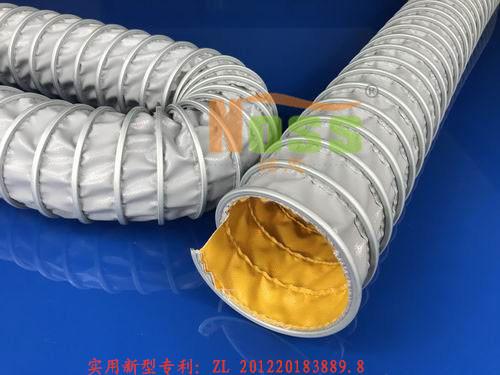 耐高温排气管400℃ WH00429