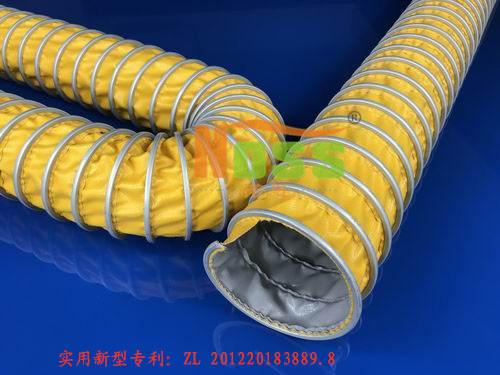 耐高温通风软管600°C WH00433