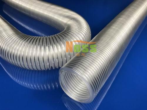 弹簧伸缩吸尘管WH00763(自动回缩型)