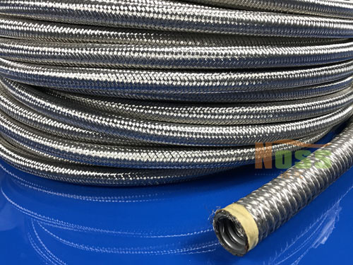 WH00855软管(内塑料夹钢丝)