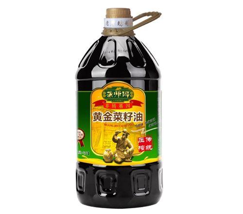 黄金菜籽油5L
