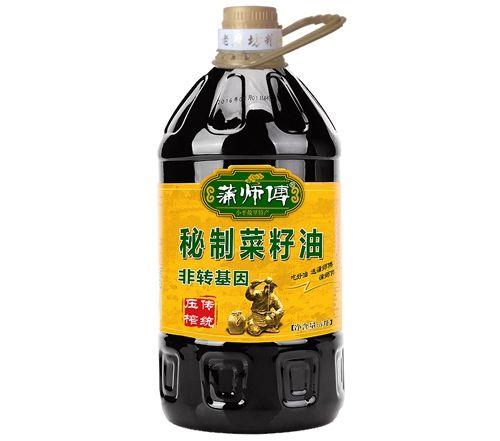 秘制菜籽油5L