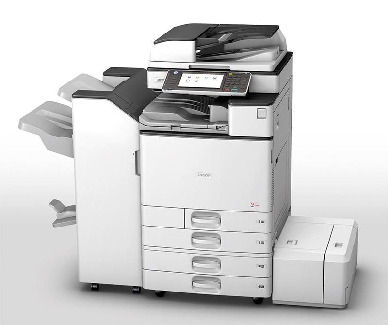 理光MP c4503 理光新款复印机