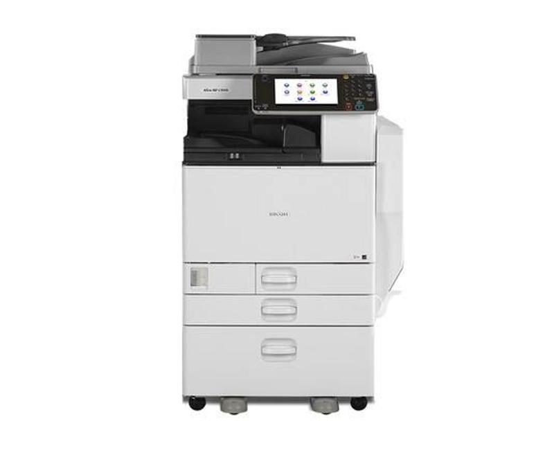 理光新款复印机