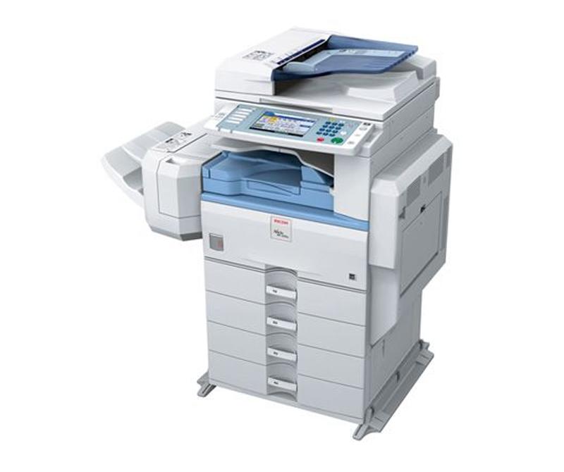 理光彩色复印机3501
