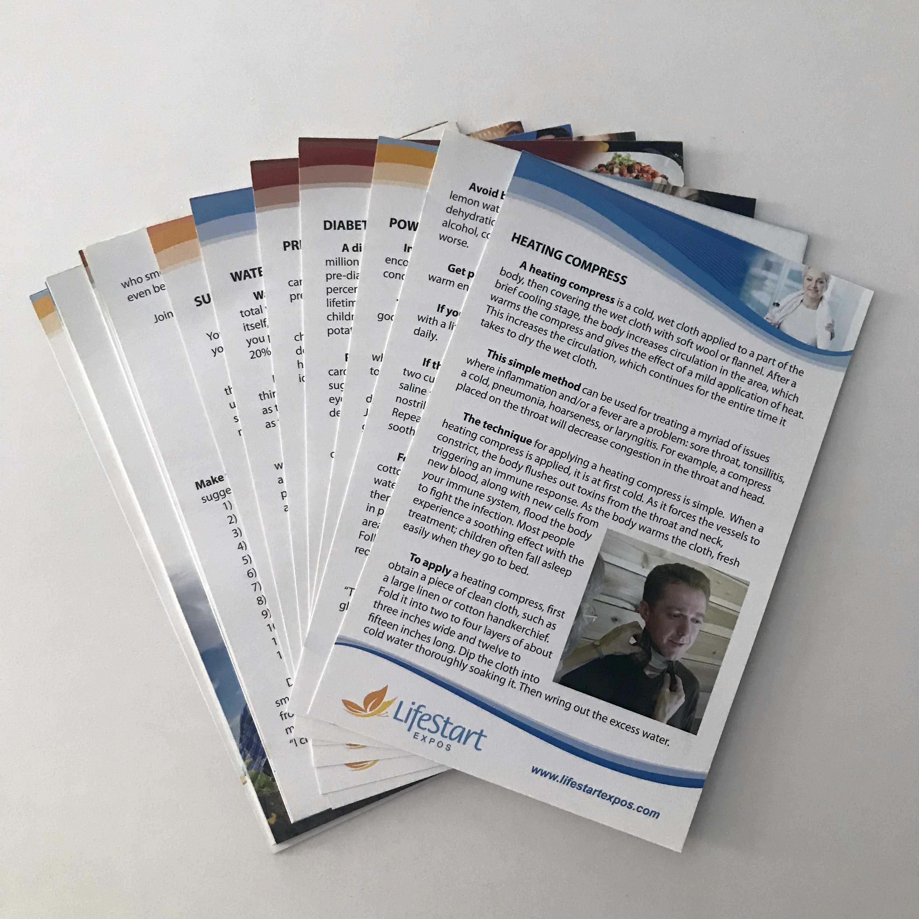 TW-YS01 Booklet Paper Printing