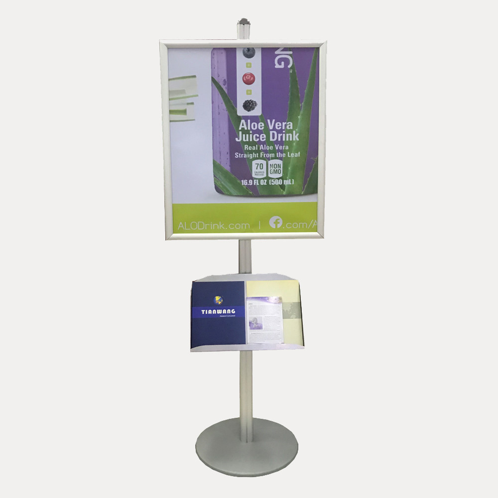 TW-KH8BS Poster Stand