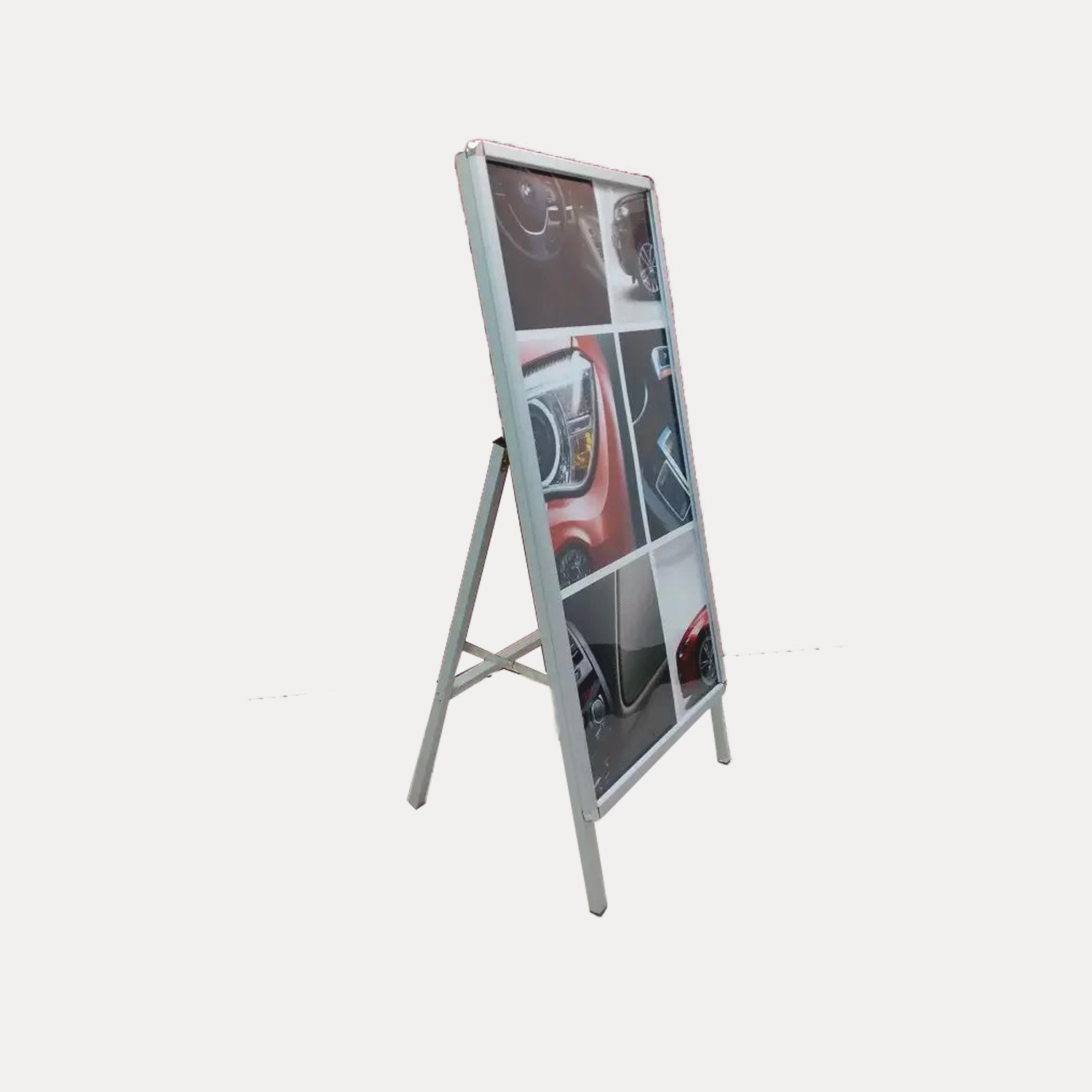 TW-H008 A Poster Stand