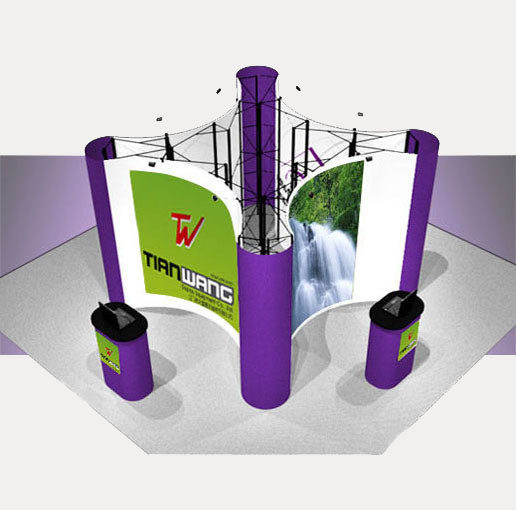 TW-L023  Pop Up Stand