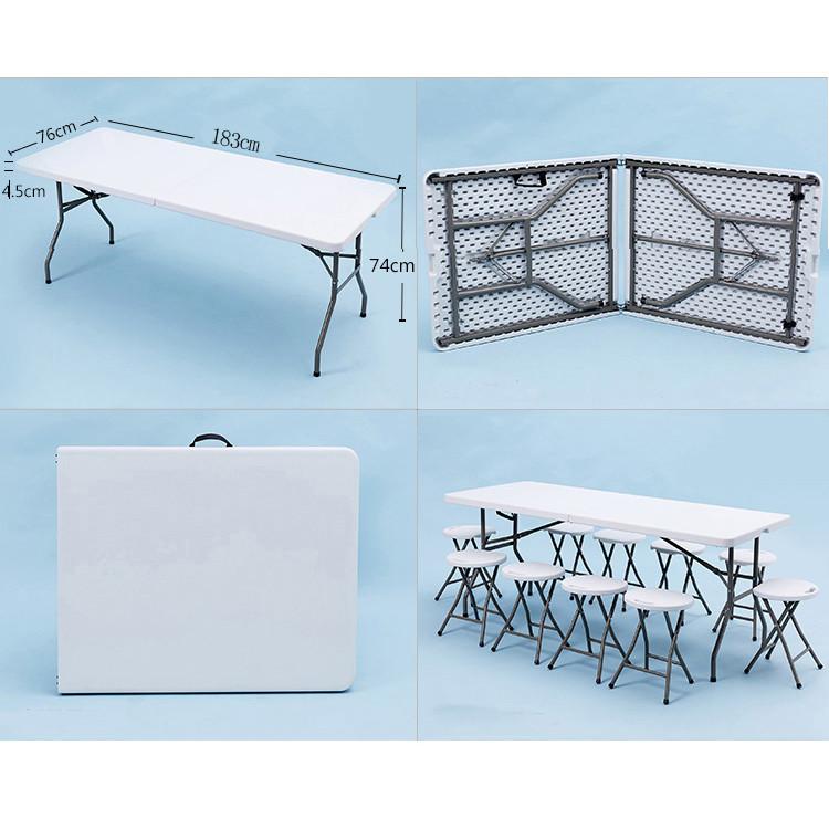 TW-150c/180c/240c/z Folding Table