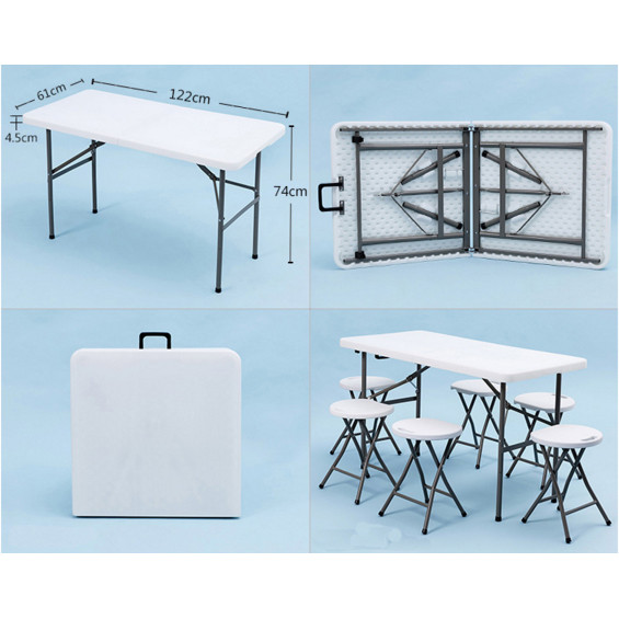 TW-122c/z Folding Table